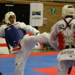 Male Adult Sparring Competition