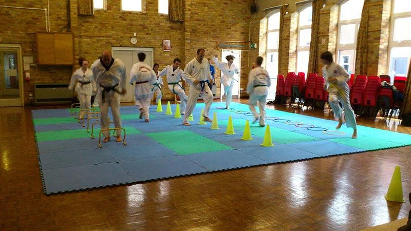 Adult Class Agility Training 02