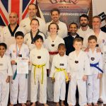 DAN Taekwondo School Master Azim Seminar 1st March 2014