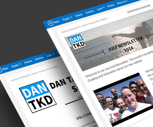 Newsletter DAN TKD