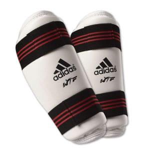Taekwondo arm pads