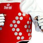 wtf taekwondo sparring equipment