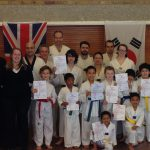 DAN Taekwondo School Grading 7th March 2015