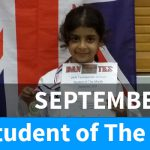 Irene Student of The Month September 2015
