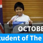 Vyrone Student of The Month October 2015
