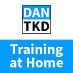 DAN TKD Train at Home