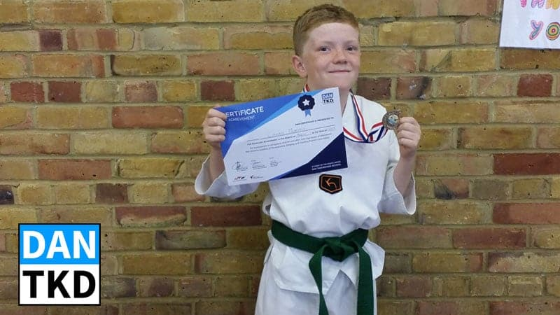 Ciaran Student of The Month March 2017 Large