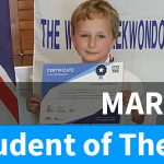 Harry Student of The Month March 2019