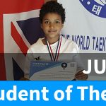 Jude Student of The Month March 2019