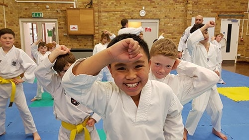 Action Packed Kids Taekwondo