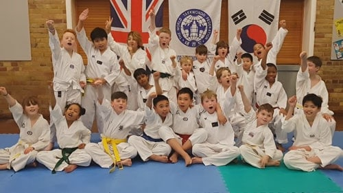 Kids Taekwondo Brighton