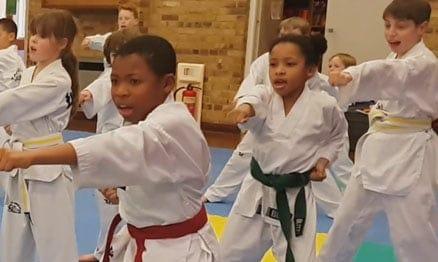 Self-defence & Self-control