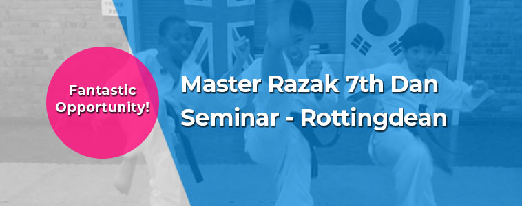 Master Razak seminar October 2018