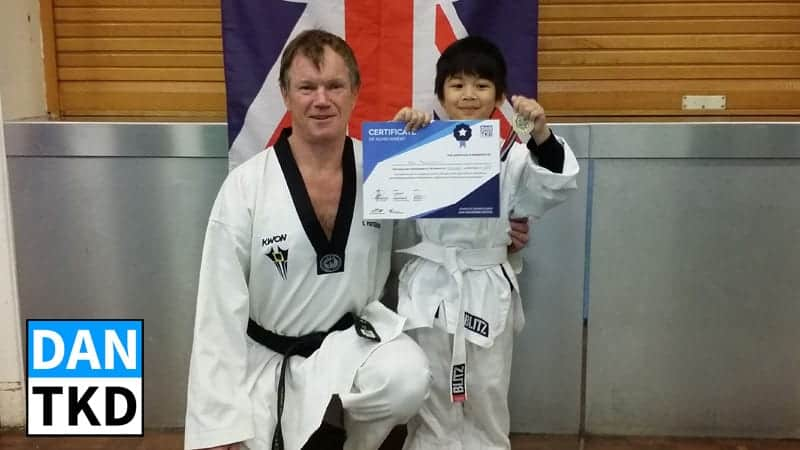 Neo Student of The Month October 2017 with Simon