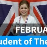 Niamh Student of The Month February 2017